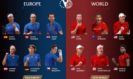 What is the Laver Cup, why are Roger Federer and Rafael Nadal playing and how excited should we be about it?