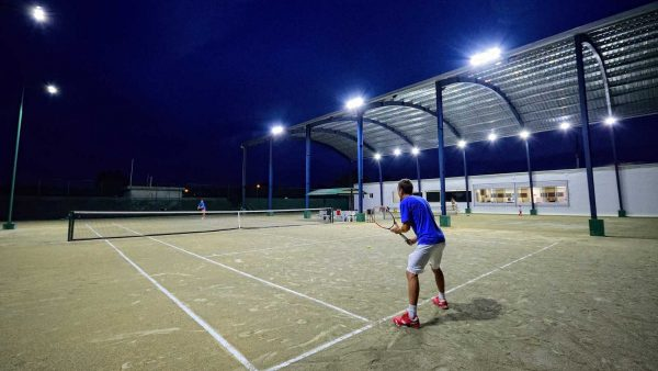 Membership for tennis courts on the Caribbean in Dominican Republic, Sosua - Cabarete