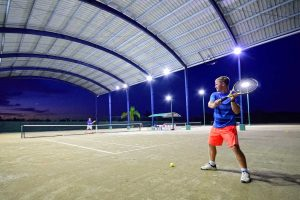 tennis adult camp