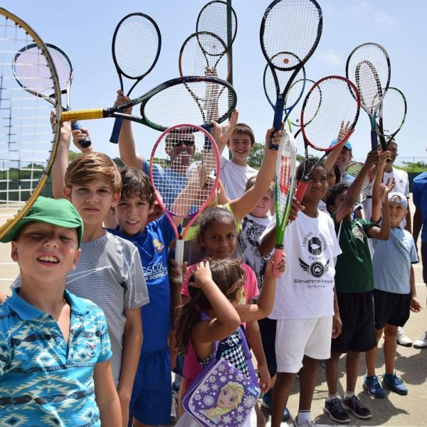 Summer Tennis Camps for juniors on the Caribbean in Dominican Republic, Sosua - Cabarete.