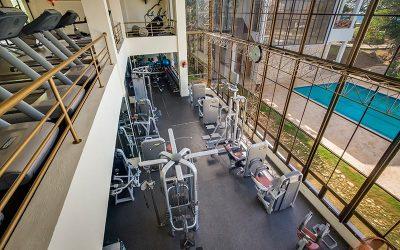 Unlimited Access to the Gym