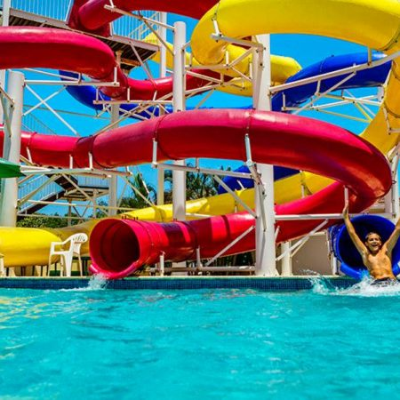 Unlimited Access to Water Park
