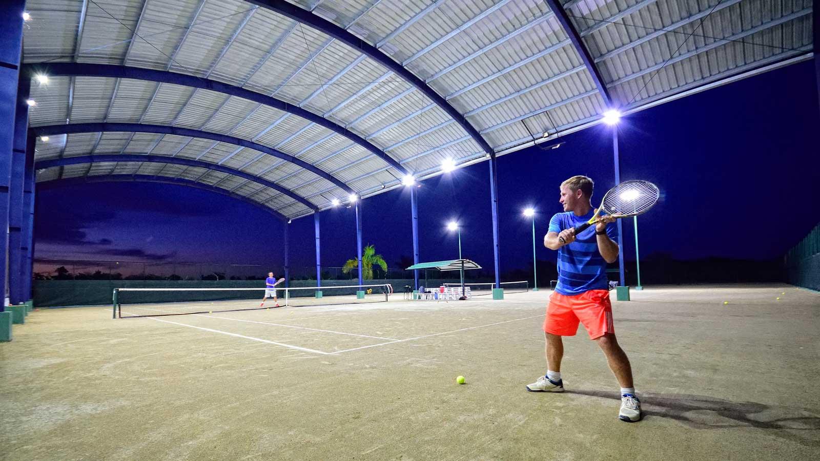 tennis sosua, tennis cabarete