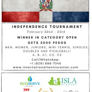 Independence Tennis Tournament